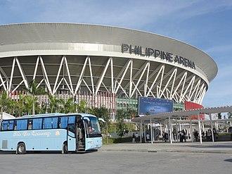 Bocaue, Bulacan - The Philippine Arena