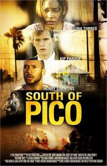 Poster of the movie South of Pico.jpg