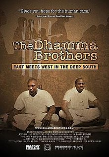 Poster of the movie The Dhamma Brothers.jpg