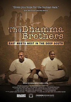The Dhamma Brothers - Image: Poster of the movie The Dhamma Brothers