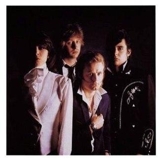 Pretenders II - Image: Pretenders II (The Pretenders album cover art)