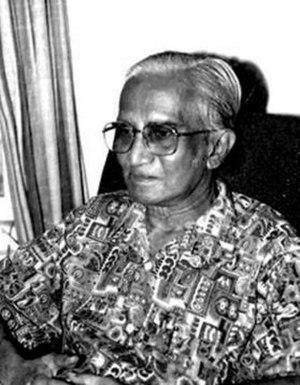 Ediriweera Sarachchandra - Image: Prof Ediriweera Sarachchandra