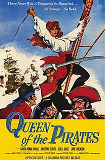 <i>Queen of the Pirates</i>
