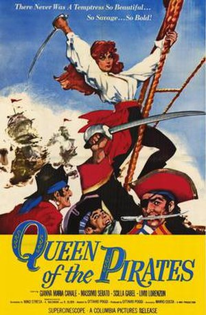 Queen of the Pirates - Image: Queen of the Pirates