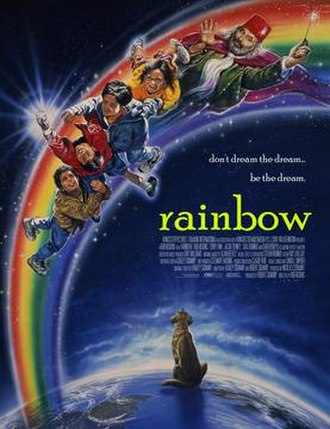 Rainbow (1996 film) - Rainbow promotional poster