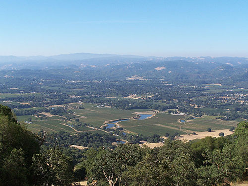 Redwood Valley mailbbox