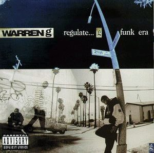 Regulate...G Funk Era - Image: Regulate G Funk Era