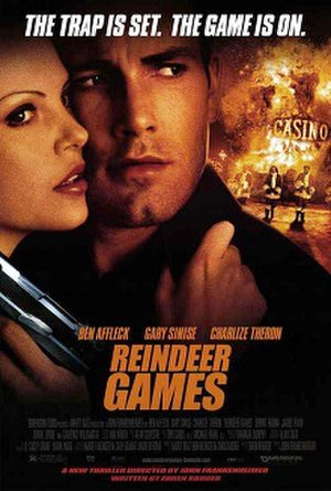 Reindeer Games - Theatrical release poster