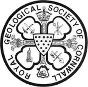 Royal Geological Society of Cornwall - Image: Rgsclogomedium
