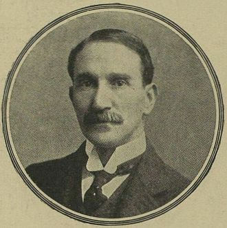 Cheltenham by-election, 1911 - Richard Mathias