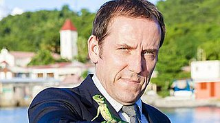 Richard Poole (character) Fictional character from the television series Death in Paradise