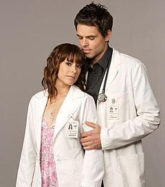 Patrick Drake and Robin Scorpio - Wikipedia