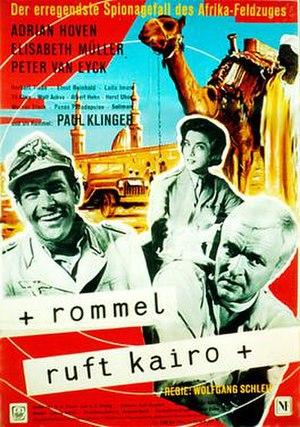 Rommel Calls Cairo - Image: Rommel Calls Cairo