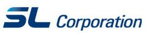 SL Corporation - Image: SL Corporation logo