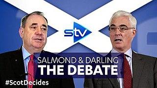 <i>Salmond & Darling: The Debate</i>