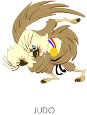 Judo at the 2005 Southeast Asian Games - Judo at the 2005 Southeast Asian Games logo