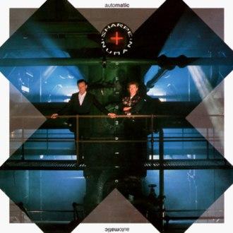 Automatic (Sharpe & Numan album) - Image: Sharpe numan automatic