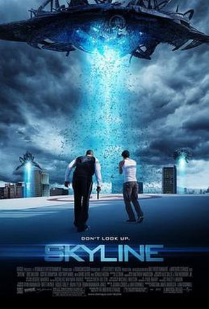 Skyline (2010 film) - Theatrical release poster