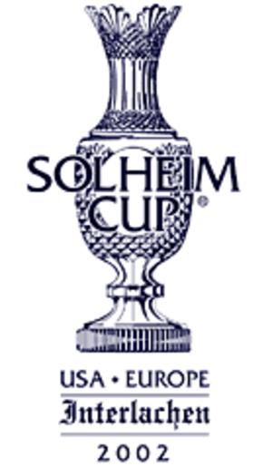 2002 Solheim Cup - Image: Solheim Cup 2002Logo