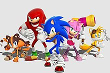 Sonic Boom Tv Series Wikipedia
