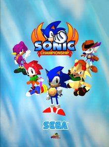Sonic the Fighters - Wikipedia