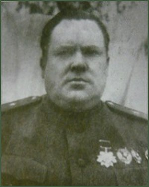 310th Rifle Division (Soviet Union) - Maj. Gen. N. F. Zamirovski, first commander of the 310th