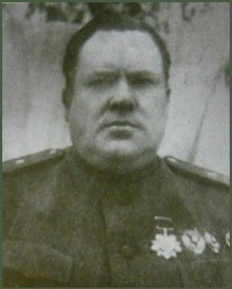 310th Rifle Division (Soviet Union) - Maj. Gen. N. F. Zamirovski, first commander of the 310th