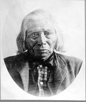 Spokane Garry - Chief Spokane Garry