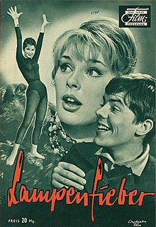 <i>Stage Fright</i> (1960 film)