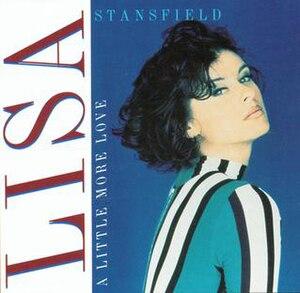 A Little More Love (Lisa Stansfield song) - Image: Stansfieldalittlemor elove