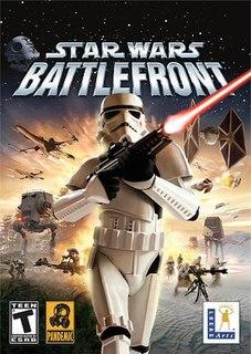 <i>Star Wars: Battlefront</i> (2004 video game) 2004 action shooter video game