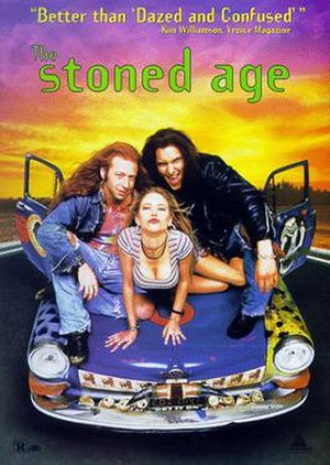 The Stoned Age - movie poster for The Stoned Age