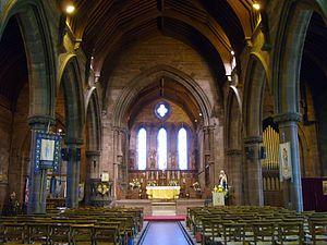 St Thomas of Canterbury Church, Chester