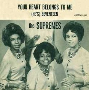 Your Heart Belongs to Me - Image: Supremes Heartbelongs
