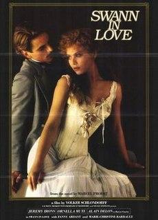 <i>Swann in Love</i> (film) 1984 film by Volker Schlöndorff