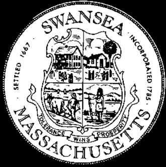 Swansea, Massachusetts - Image: Swansea Seal