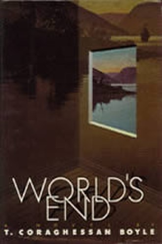 World's End (Boyle novel) - 1st US edition cover