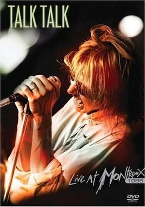 Live at Montreux 1986 - Image: Talk montreux