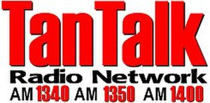 WDCF - Image: Tan Talk Radio Network logo
