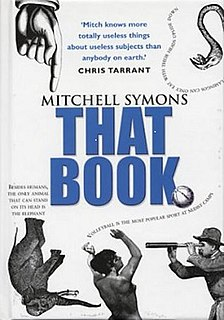 <i>That Book ...of Perfectly Useless Information</i> book by Mitchell Symons