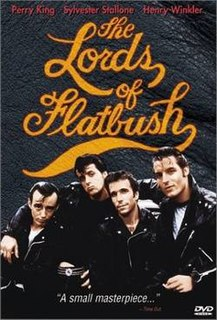 <i>The Lords of Flatbush</i> 1974 film directed by Martin Davidson