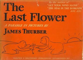 <i>The Last Flower</i> book by James Thurber