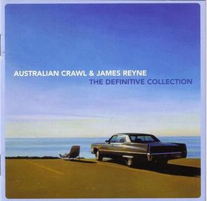 The Definitive Collection (Australian Crawl & James Reyne album) - Image: The Definitive Collection by Australian Crawl and James Reyne
