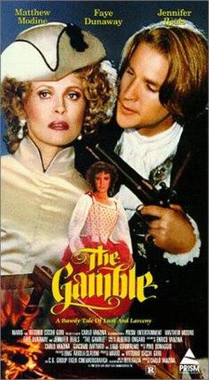 The Gamble (1988 film) - Image: The Gamble (1988 film)