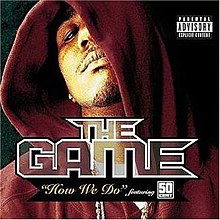 The Game featuring 50 Cent - How We Do - CD cover.jpg
