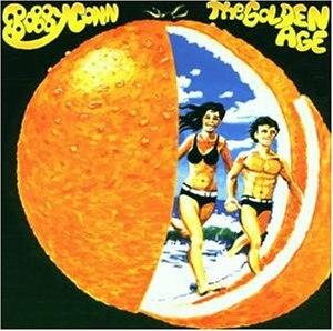 The Golden Age (Bobby Conn album) - Image: The Golden Age Bobby Conn
