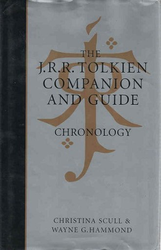 The J. R. R. Tolkien Companion and Guide - Image: The J. R. R. Tolkien Companion and Guide