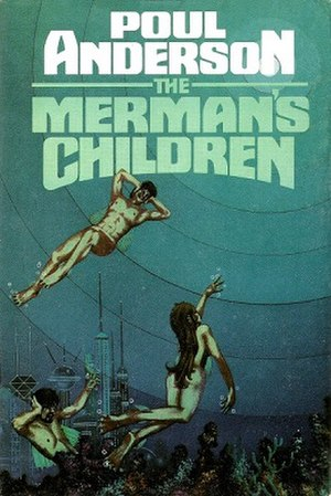 The Merman's Children - Cover of the first edition