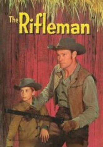The Rifleman - Logo of The Rifleman, 1958