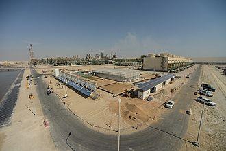 Michael Pawlyn - The Sahara Forest pilot facility in Qatar